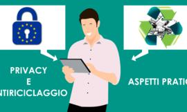 BOLOGNA | 13/09/18 |  Antiriciclaggio e privacy – Aspetti pratici