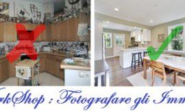 PARMA | 19/07/18 | WorkShop: Fotografare gli Immobili