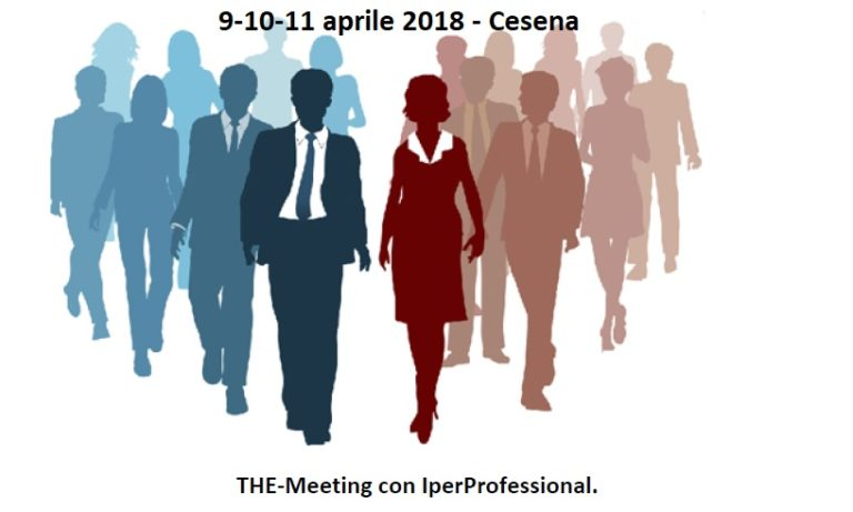 FORLI'-CESENA | 09/04/18 | THE_Meeting: Tecniche di Vendita