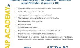 PIACENZA | 07/11/18 | Contratti Preliminari, istruzioni per l'uso