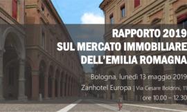 BOLOGNA | 13/05/19 | Rapporto 2019 sul mercato immobiliare dell'Emilia Romagna