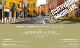 REGGIO EMILIA – 13/12/2019   Presentazione Osservatorio Immobiliare