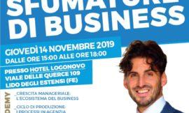 FERRARA – 14/11/2019 | 50 Sfumature di business