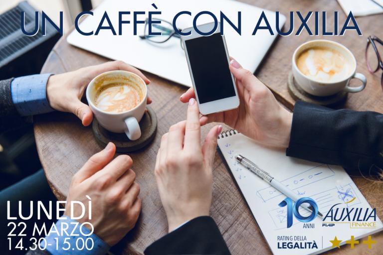 BOLOGNA – 22/03/2021 | Un Caffè con Auxilia